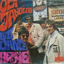"7"" 1968 COVERVERSION! OLA & JANGLERS Let´s Dance /VG+?"