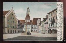 AK--Überlingen--Hofstatt -farbe-1905 -TOP-Trenkler