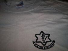 Esercito israeliano T-Shirt Tutte Le Taglie Disponibili SPECIAL FORCES ISRAEL NUOVA