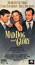 Mad Dog and Glory [VHS] Robert De Niro, Uma Thurman, Bill Murray, David Caruso,