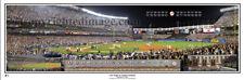 New York Yankees 2008 Last Night at Yankee Stadium Panoramic Poster 2056