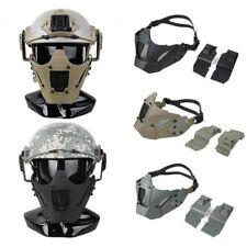 Tactical JAY Fast Module PDW Mesh Masque Demi Visage Masque Pour Casque AF TMC2623