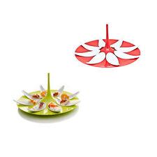 piatti da servizio rosso | ebay - Accessori Per La Tavola Da Mebel