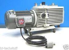 Leybold Heraeus Trivac D60A Rotary Vane Vacuum Pump