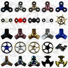 Fidget Spinner Finger Hand Focus Ultimate Spin Steel EDC Bearing Stress Toys UK