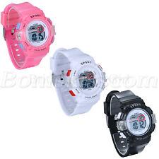 Kids Boys Girls  Multifunction Alarm Date Luminous Sport Digital LED Wrist Watch
