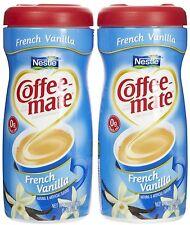 NESTLE Coffee Mate FRENCH VANILLA Coffee Creamer Choose 1, 2, 3