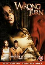 Wrong Turn (DVD, 2004)