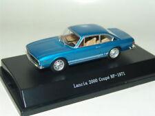 LANCIA 2000 COUPE HF 1971 BLUE VINCENNES 1:43 STARLINE