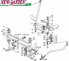 Esploso sterzo trattorino rasaerba 98cm XD150 CASTELGARDEN 2002-2013 ricambi