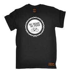 Sin engranajes No Fear Mens rltw T-Shirt Tee para ciclismo ciclista bicicleta Regalo De Cumpleaños