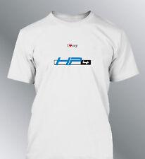Tee shirt personnalise HP4 S M L XL XXL homme moto HP 4
