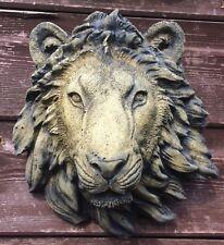 design mozzafiato NUOVO Decorazione Giardino grande dettaglio Orsi Grande Testa Piastra a parete