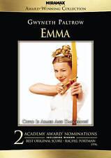 Jane Austen EMMA - GWYNETH PALTROW / EWAN McGREGOR/ TONI COLLETTE/ ALAN CUMMING