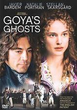 Goya's Ghosts, New DVD, Fernando Tielve, Unax Ugalde, Mabel Rivera, Blanca Porti