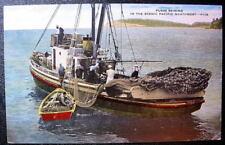 FISHING BOAT SCENIC PACIFIC NORTHWEST