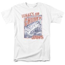 """Jaws """"Chum"""" T-Shirt - through 5X"""