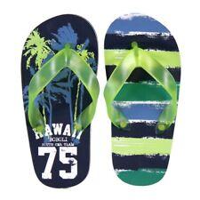 Niños Flip-Flops Azul HAWAI von BOBOLI TALLA 27 28 29 30 31 32 33 34 35 36 37 38