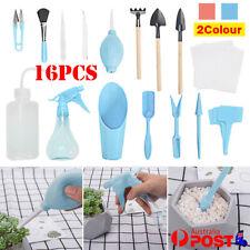 16X Mini Garden Hand Tools Transplanting Tools Succulent Tools Miniature Tools