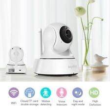 Home Security Camera-Wireless Mini Surveillance 720P Night Vision CCTV Monitor