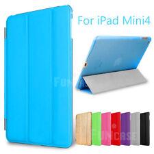 Ultra Slim Luxury Smart Screen Cover Wake PU Leather Case for Apple iPad mini 4