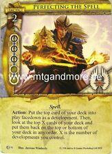 Warhammer invasión - 2x perfecting the spell #091