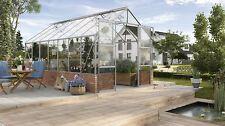 Vitavia Gewächshaus CASSANDRA 9900 - 11500 GLAS ESG 3mm alu