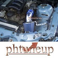 BLUE 1996-1999 BMW 318 318i 318ti 318is Z3 1.9 1.9L RAM AIR INTAKE KIT SYSTEMS