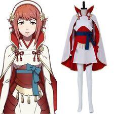 NEW Fire Emblem IF Sakura Cosplay Costume #FYU