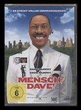 DVD MENSCH DAVE - EDDIE MURPHY + SCOTT CAAN + ELIZABETH BANKS *** NEU ***