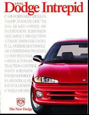 1996 Dodge Intrepid Dealer Sales Brochure