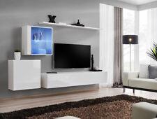 Shift 15 - living room entertainment center / modern media wall unit