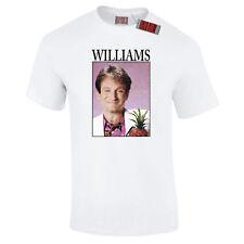 Robin Williams Rétro Comédie Jumanji Nanu Drôle Meme Haut T-Shirt