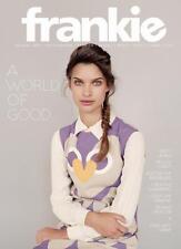 FRANKIE Magazine #47,LISE,Regina Spektor,Yokoo Gibraan LULA Rufus Wainwright NEW