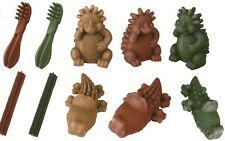 Whimzees Alligator Toothbrush Stix Bone Medium Box 30 50 75 100 Dog Treat Chew