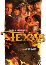 James A. Michener's Texas DVD Region 1, NTSC
