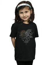 Harry Potter Niñas Thestral Line Art Camiseta