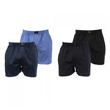 2 MG-1 Webboxer Boxershorts Herren Boxer american Shorts Basic FARBWAHL