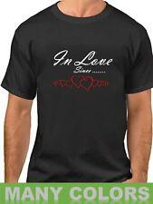 In Love Since Romantic Gift Idea Valentine's Day Anniversary Cupid Custom Shirt