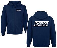 Feuerwehrshirt Feuerwehr T-Shirt Bekleidung Ausrüstung Logo Wunschname Design 31