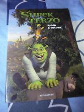 Shrek Terzo Gioca e Colora Mondadori