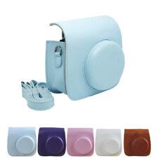 for Fujifilm Fuji Instax Mini 8 9 Instant Camera Carry Cover Case PULeatherBag