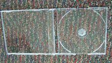 "50 7.2MM MAXI SLIM SINGLE CD JEWEL CASE ""J"" CARD PSC17"