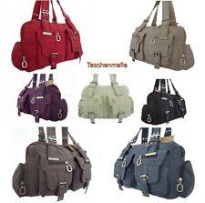 Damenhandtasche Stofftasche Sportlich in verschiedenen Farben Neu