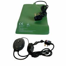 Reptile / Propagator Moisture Proof Heat Mat 20W and Adjustable Thermostat