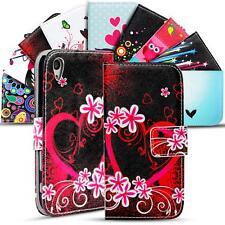 Handy Tasche Sony Xperia Z5 Premium Flip Cover Case Schutz Hülle Motiv Wallet