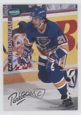 1994 Parkhurst SE Gold Parkie #SE155 Guy Carbonneau St. Louis Blues Hockey Card