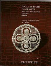 CHRISTIE'S JEWELS Cartier Bulgari HERMES Handbags Kelly Birkin Auction Catalog 8