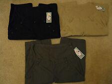Womens Oh Momma Maternity Pants Sz S,M,L,XL Black Olive Tan