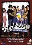Degrassi: The Next Generation - Season 3 (DVD, 2006, 3-Disc Set) 3rd Third